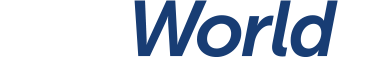 Dell world logo