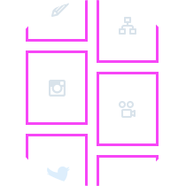 Social layouts & Animations