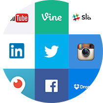 Social, streaming video & CMS